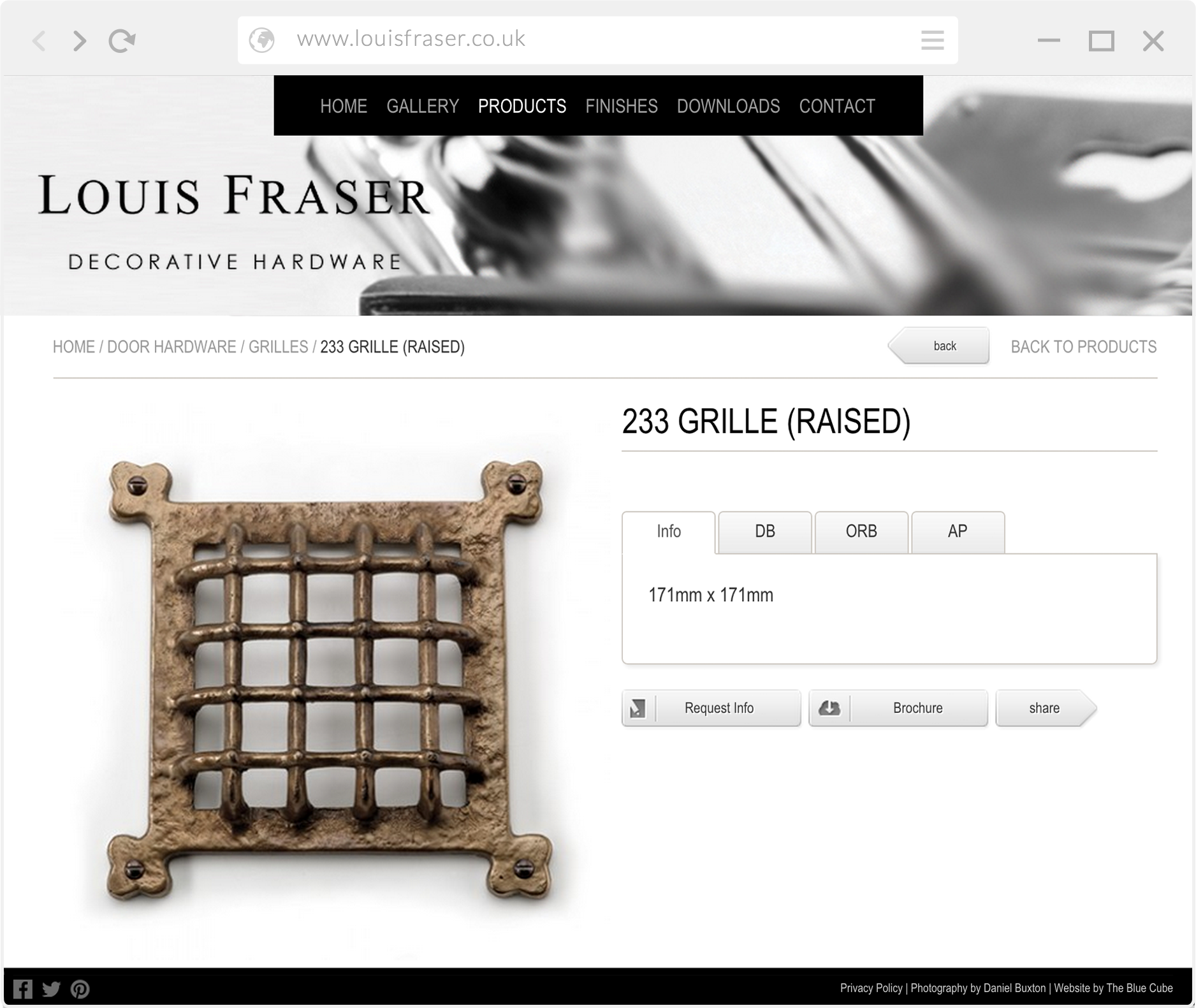 Louis Fraser product